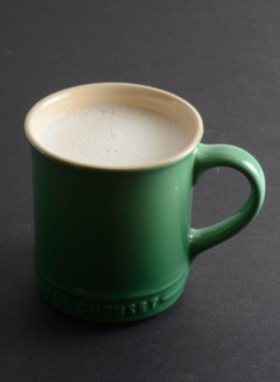 White Hot Chocolate | Dairy-Free Drink - Elana's Pantry