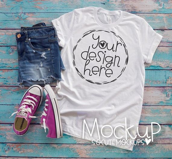 Download T Shirt Mockup Bella Canvas White T Shirt Mock Up Ladies White T Shirt Mockup Girls Mockup White Flat Lay Shirt Mo Shirt Mockup Tshirt Mockup Hoodie Mockup