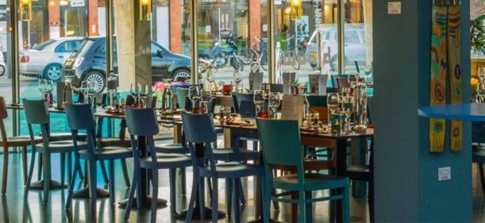 Een lunchgerecht naar keuze + een kopje koffie of thee, samen voor maar €5,50 bij Grand Café Blauw in Diemen!