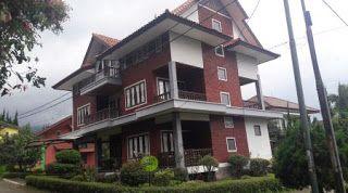 Villa Untuk Perpisahan Sekolah Di Lembang Nuansa Alam Villa Penginapan Vila