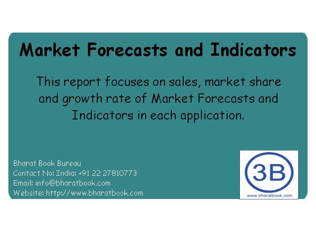 #Market Forecasts and #Indicators