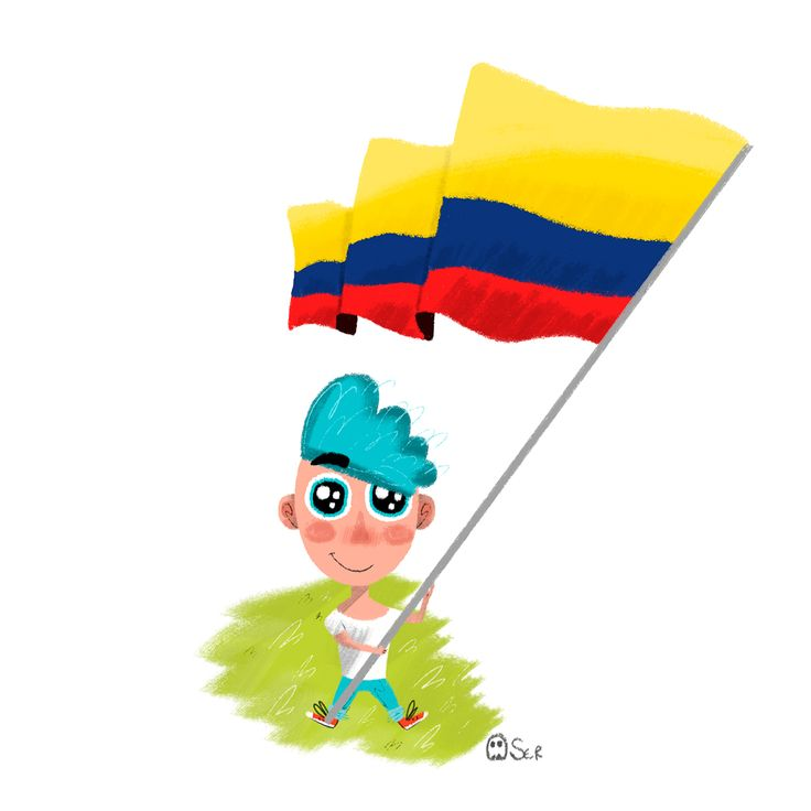 COLOMBIA on Behance