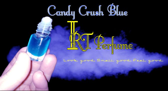 Look good, Smell good Feel good. Cocentrated oil perfume, Worldwide trend imported Islamic culture. Try - Candy Crush Blue, it's big in London :)