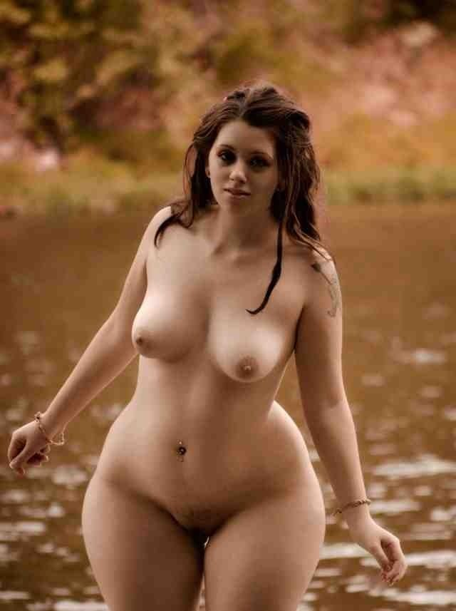 Naked full figured tumblr