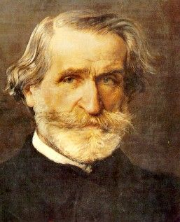 """The Messa da Requiem"" - 1874 by Giuseppe Verdi is a musical setting of the Roman Catholic funeral mass (Requiem) for four soloists, double choir and orchestra. It was composed in memory of Alessandro Manzoni, an Italian poet and novelist much admired by Verdi -  It is typically not performed in the liturgy, but in a concert - Giuseppe Verdi (aka Giuseppe Fortunino Francesco Verdi) - (1813 - 1901) Italian Composer"