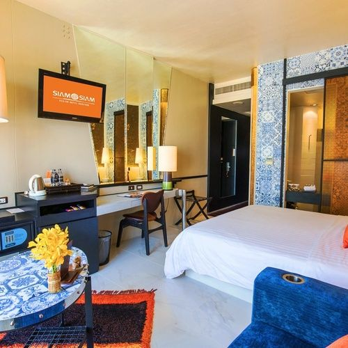 Siam@Siam Design Hotel Bangkok Photos, Official Website