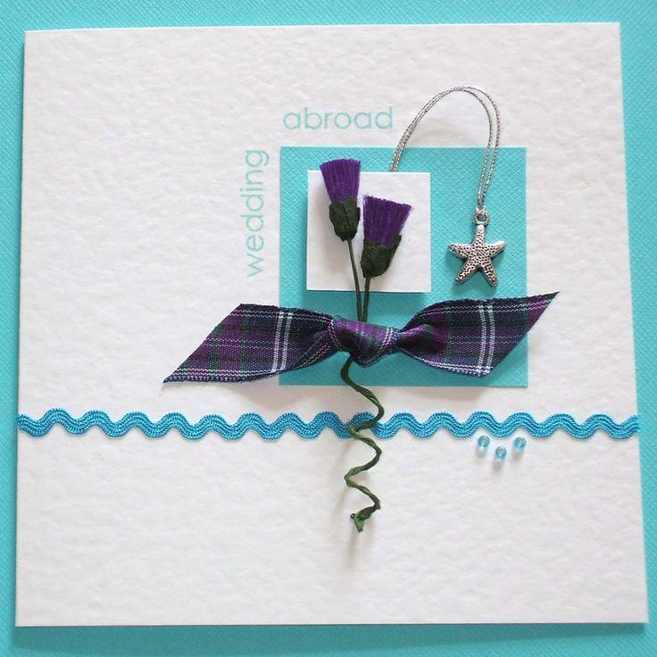 37 best Scottish Wedding Invitations images on Pinterest | Bridal ...
