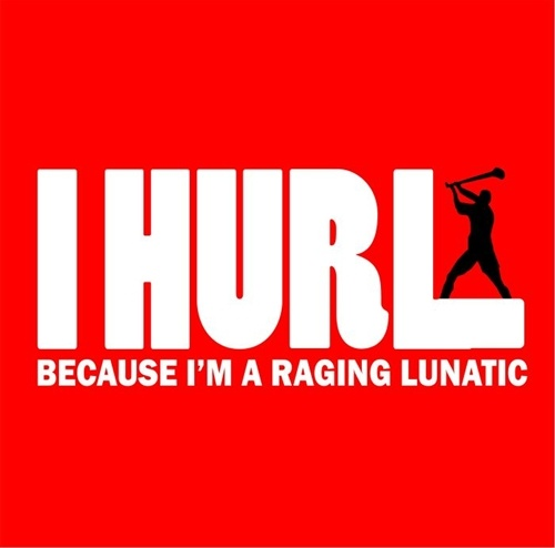 I Hurl because Im a raging lunatic