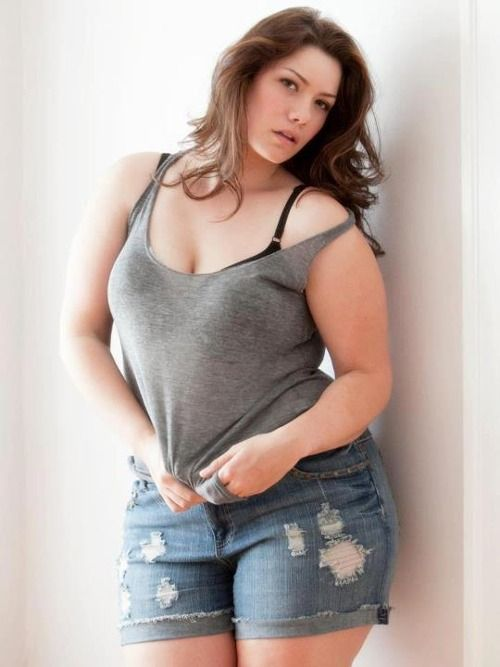 Pin On Bbw And Curvy Brunettes-1574