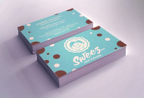 Creative Business Cards Design 9