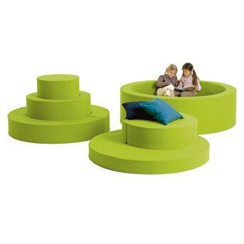 Multicircles Large 1 - Bibliotek/Mediatek - Barnehagemøbler - Kinnarps