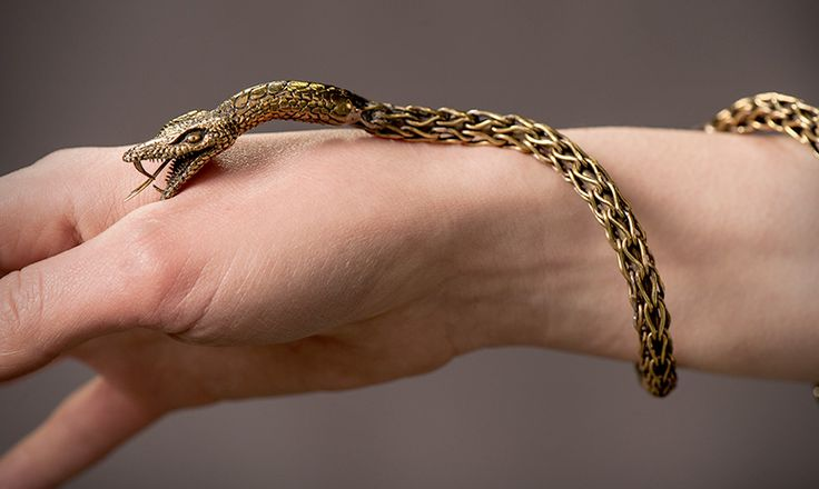 How to Dress a Sand Snake — Making Game of Thrones