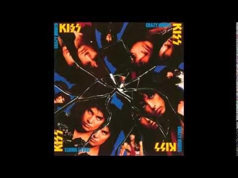 Kiss - Crazy Nights (1987) Full Album