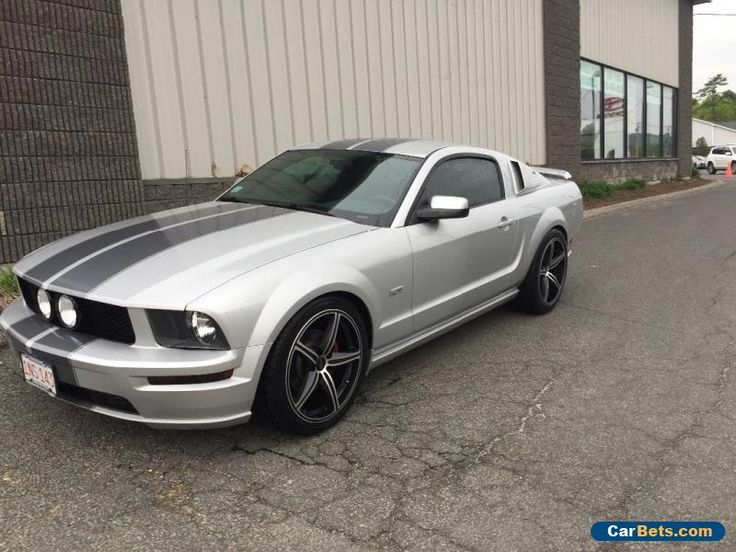 2005 Ford Mustang GT Premium #ford #mustang #forsale #unitedstates