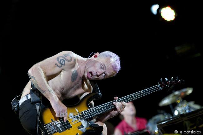 Red Hot Chili Peppers @ OAKA