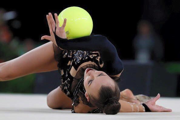 <<Anna Rizatdinova (Ukraine) # Bronze medal # Olympic Games 2016, Rio #…