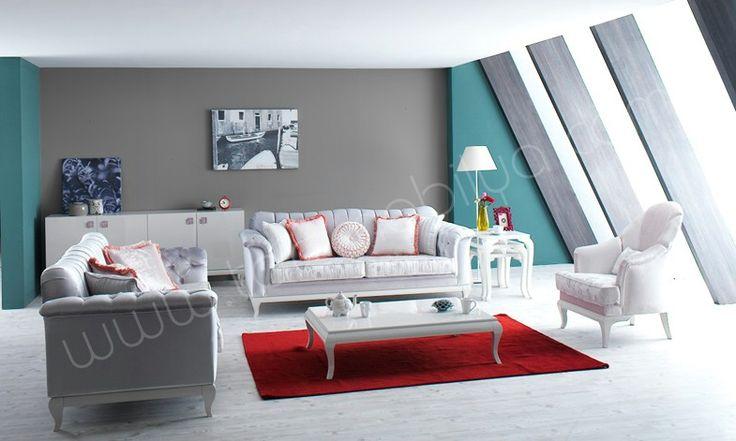 Mobilya - Tarz Mobilya - Salon Takımı - Avangarde Salon Takımı- Salon Takımı Modelleri - 2013 Salon Takımı