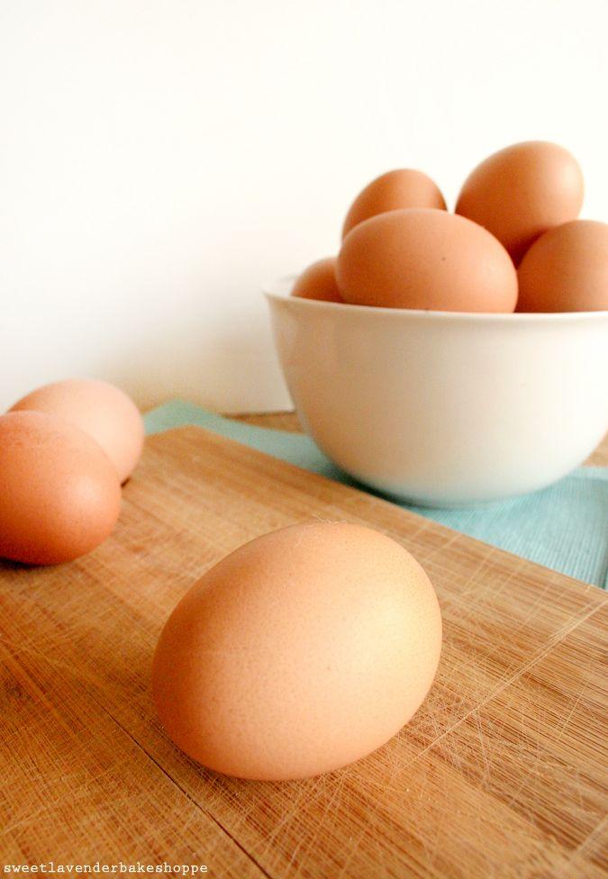 Sweet Lavender Bake Shoppe: the perfectly easy medium boiled egg...