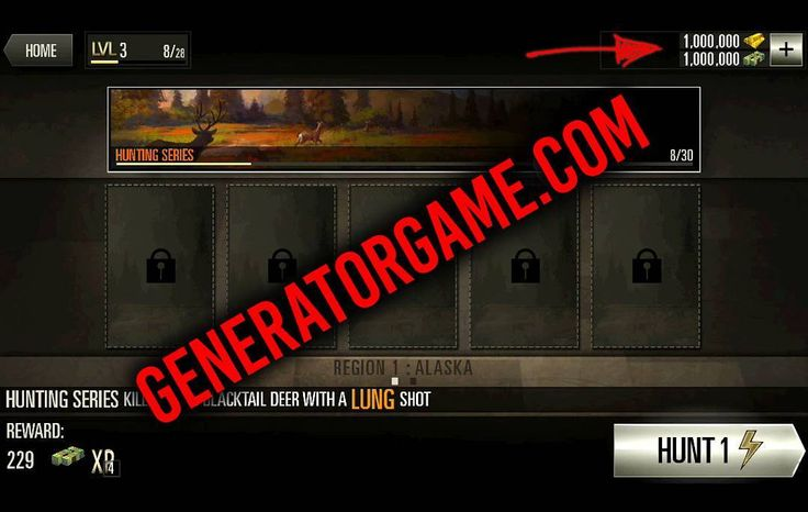 [NEW] DEER HUNTER 2016 HACK ONLINE REAL WORKS: www.online.generatorgame.com  Add up to 999999 Cash and Gold each day for Free: www.online.generatorgame.com  Real Working Hack Method 100% Guaranteed: www.online.generatorgame.com  Safe and Secure guys! Please SHARE this: www.online.generatorgame.com  HOW TO USE:  1. Go to >>> www.online.generatorgame.com and choose Deer Hunter 2016 image (you will be redirect to Deer Hunter 2016 Generator site)  2. Enter your Deer Hunter 2016 Username/ID or…