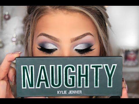 KYLIE COSMETICS Naughty Palette Makeup Tutorial | Valerie pac http://cosmetics-reviews.ru/2017/12/23/kylie-cosmetics-naughty-palette-makeup-tutorial-valerie-pac/