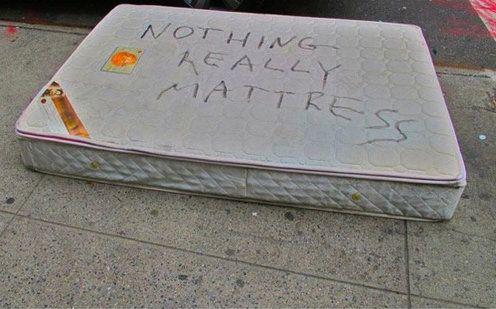 Intermission: Sad Stuff on the Street | GOOD