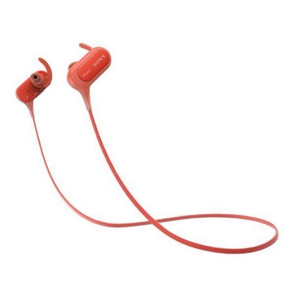 Auricolari Bluetooth Sportivi Sony MDRXB50BSR.CE7 Rosso Sony 66,09 € Se sei un appassionato d'informatica ed elettronica, ti piace stare al passo con la più recente tecnologia senza lasciarti sfuggire nessun dettaglio, acquista Auricolari Bluetooth Sportivi Sony MDRXB50BSR.CE7 Rossoal miglior prezzo.