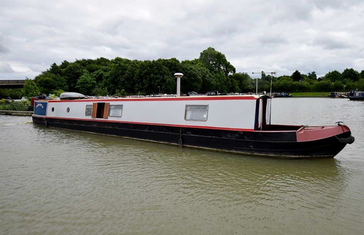 Romany II - 1995 - 60ft Traditional Narrowboat - Rugby Boats