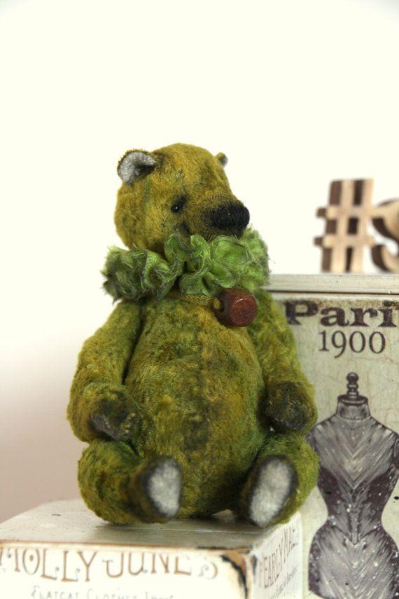 Adopted Estragon 13 cm animals-stuffed by NatashaMurasha on Etsy