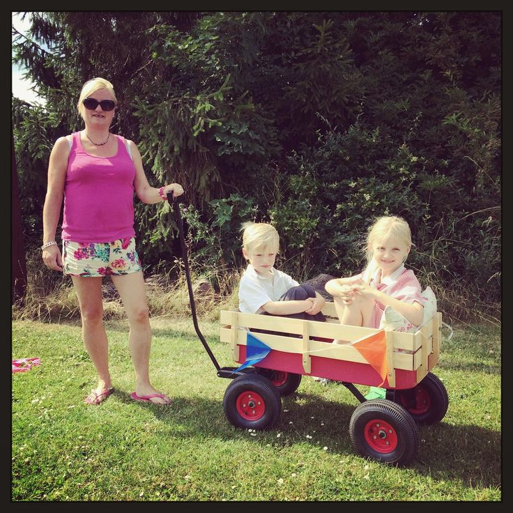 Why I need a wagon -Madmumof7-Living it Large