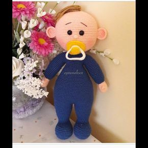 17 Best images about Munec@s amigurumi on Pinterest Girl ...