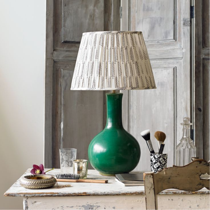 Green table lamp | Pooky Table Lamp - Mad About The House