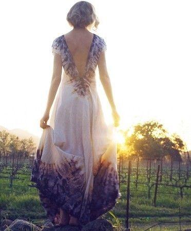 long dresses...