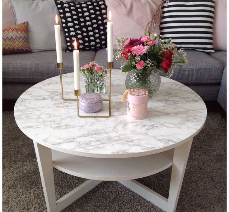 DIY : dekorplast marmor