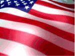 ¡Un estupendo salvapantallas de Bandera de los Estados Unidos totalmente gratuito!