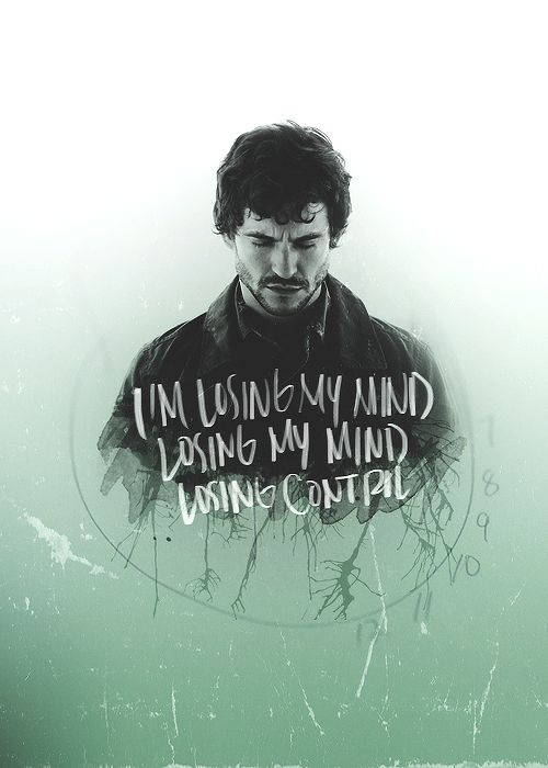 Will Graham. highly functional infj. losing mind is an illusion. never a real thing. xD best manipulation is the one you can't feel. not even as slight possibility xD we give honesty to others but when they try to manipulate us in return, manipulation is all they get. their choice.