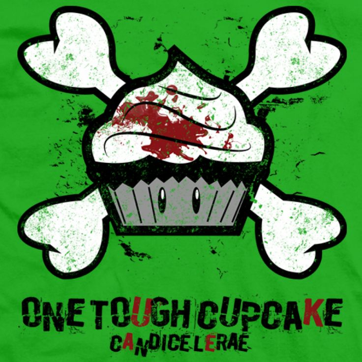 One Tough Cupcake