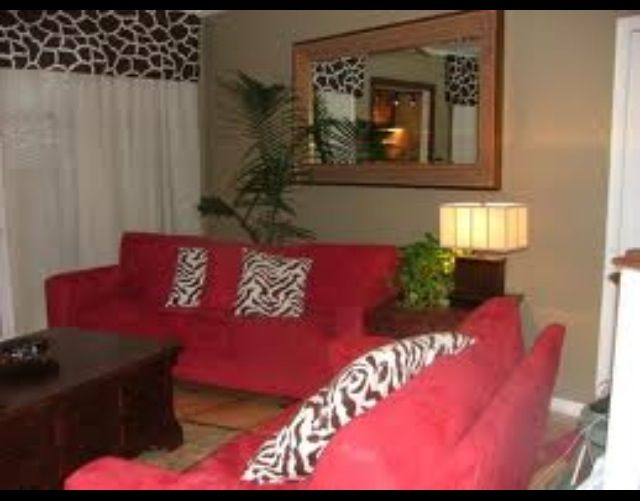 Red couch living room ideas pinterest for Red living room ideas pinterest