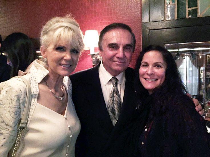 So happy to meet Alyse and Tony at the CHINA DOLL opening night party. Alyse Lo Bianco, Tony Lo Bianco & Roberta Pacino.