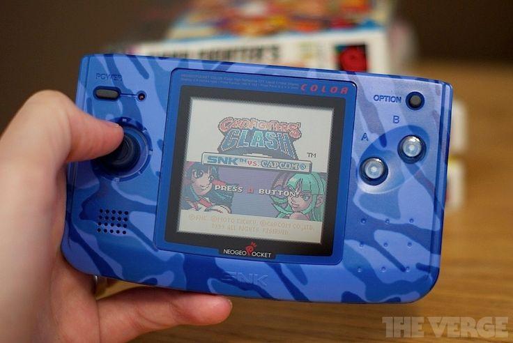 Neo Geo PocketColor