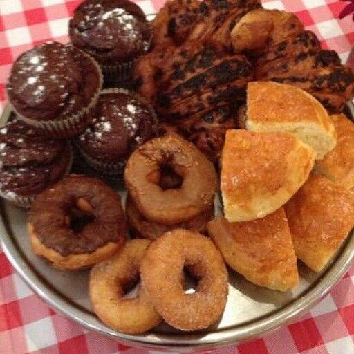 Yummy sweet platter @ Wriggle it