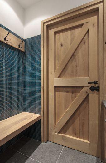 25 beste idee n over interieur staldeuren op pinterest kast met schuifdeuren schuifdeuren en - Ingang kast ...
