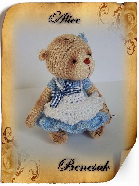 Amigurumi To Go Valentine Bear : 1000+ images about Amigurumis: osos. on Pinterest ...