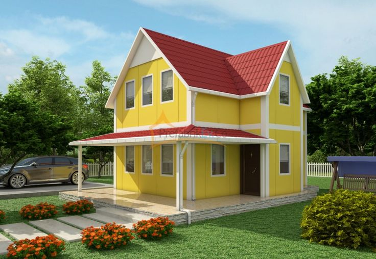 www.prefabrikev.co   Prefabricated houses,prefabricated villas