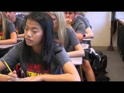 High School Spanish Classroom Visit -- Watch how these high school seniors, weeks from graduation, respond to the continuous improvement process for Spanish vocabulary.