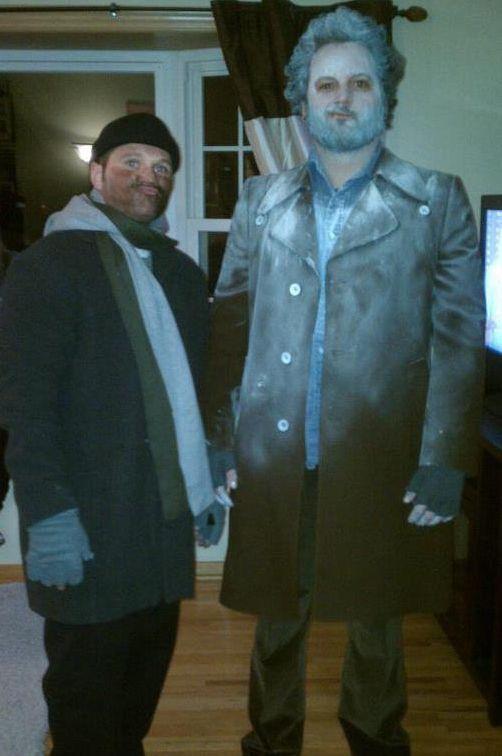 Sticky Bandits - Home Alone 2 John and I!