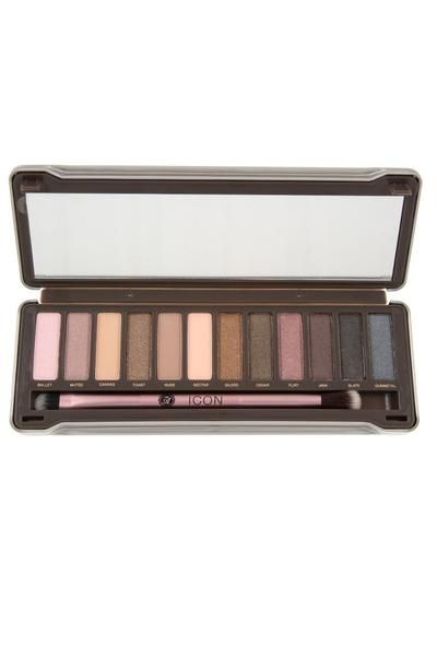 Exposed Colour Eyeshadow Palette