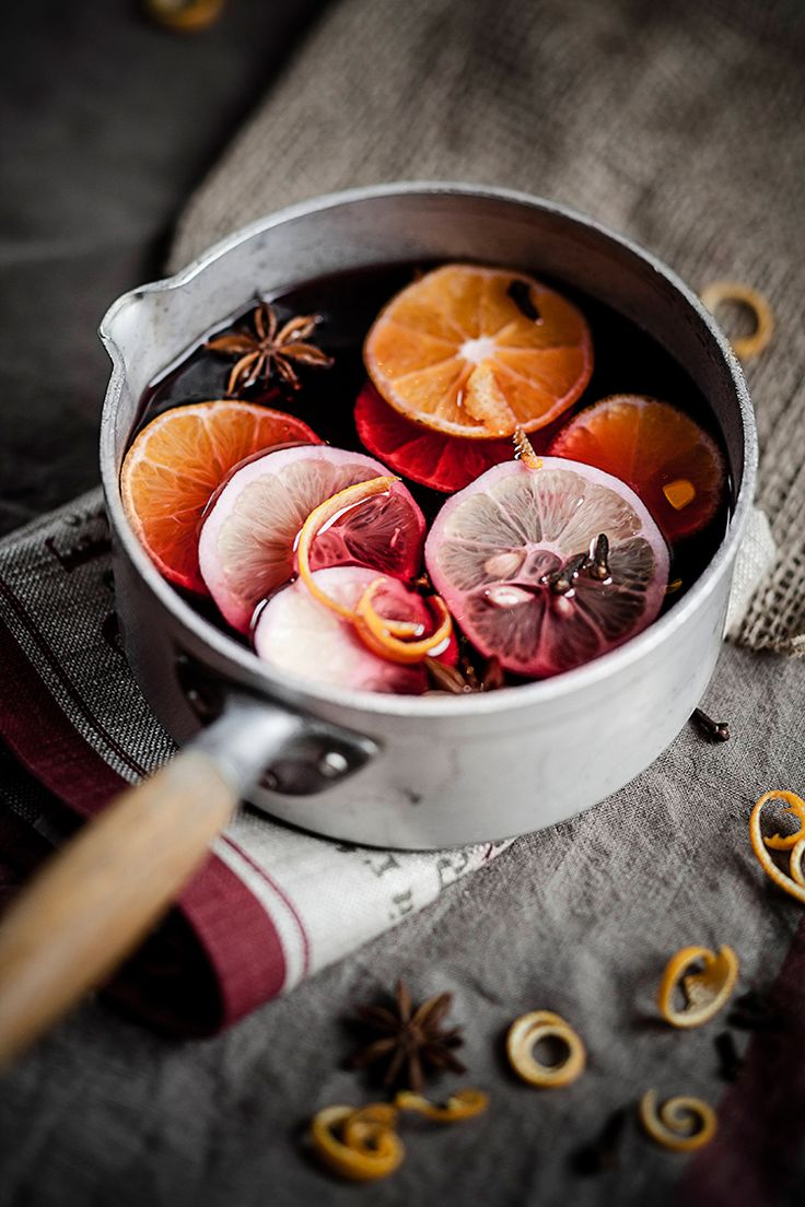 Mulled #Wine is the most soul-warming delicious drink ever. Especially in the winter! Or a snow day! #VAwine
