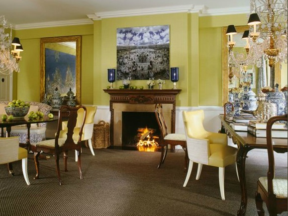 180 Best Dining Rooms Images On Pinterest  Dining Rooms Dining Amazing Blue Green Dining Room Design Decoration