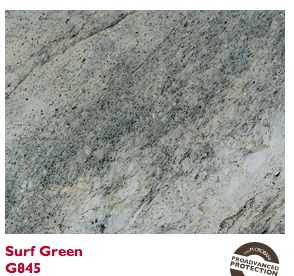 Dal Tile Surf Green G845 Stone Slab Project The Virginia