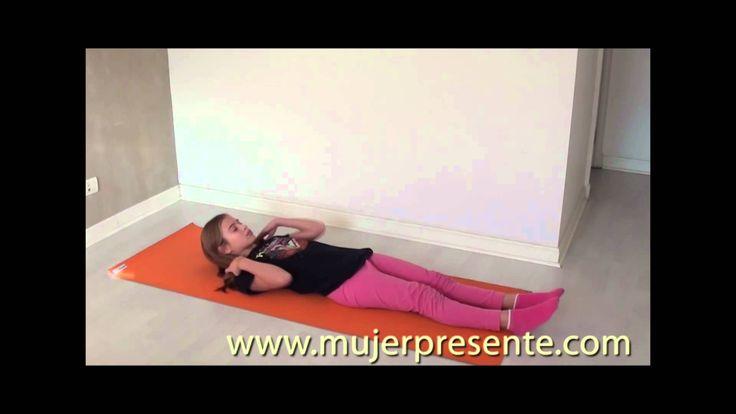 Parte 8: Curso de yoga para niños, posturas invertidas